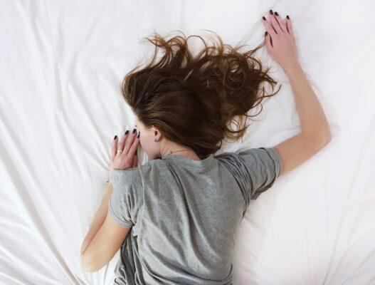 dormir é um problema