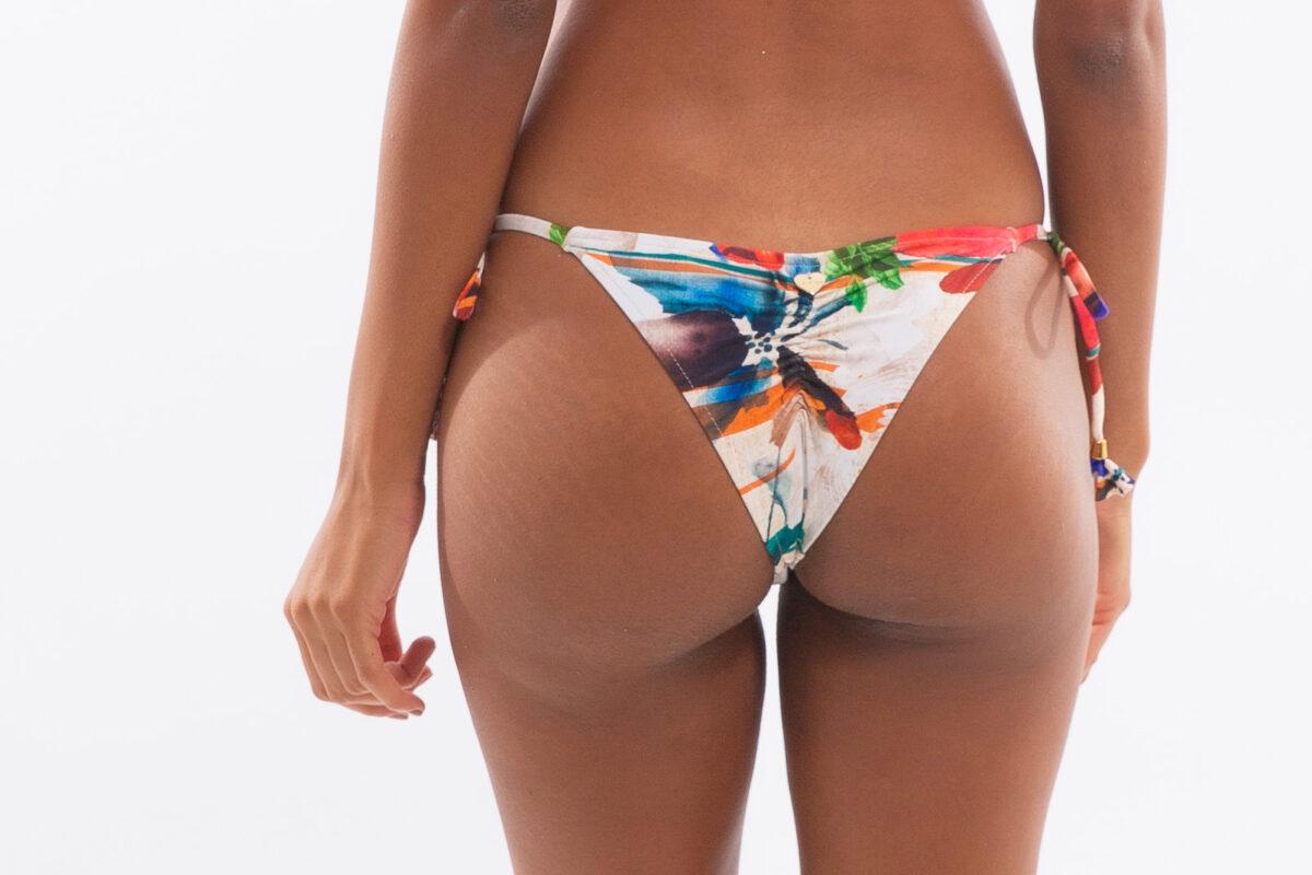 Calça (calcinha) Lorena Aquarela da Pitanga Moda Praia